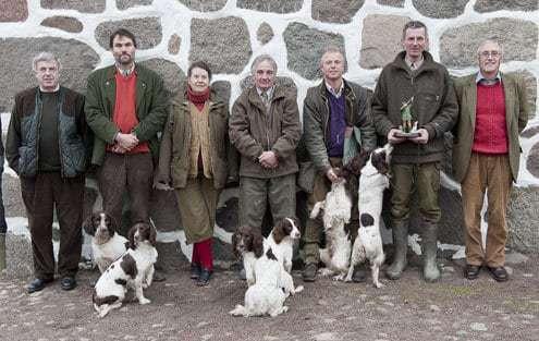 Från vänster: Mr Pat Cox, Jacob Frank, Lisbeth Kjaergaard, Mr Robin Laud, Mikael Jensen, Per Nörgaard Jensen & Mr Larry Taaffe